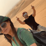 Dipika Kakar Rides Dirt Bike Like A Pro