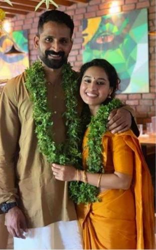 Pooja-Ramachandran-got-married-to-her-best-friend-2