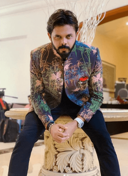 Sreesanth-Wiki-Wife-Bio-Age-Weight-Caste-Family-Career