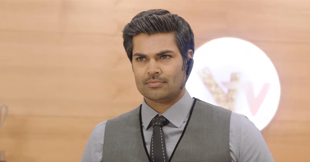 ganesh-venkatraman-has-started-shooting-for-his-upcoming-telugu-movie