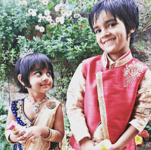 kaushal-manda-children