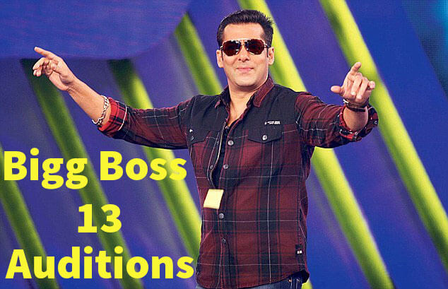 Bigg Boss 13 Auditions | Registration | Eligibility | Dates