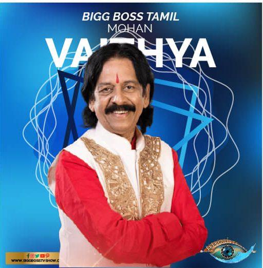 Mohan Vaithya bigg boss tamil 3