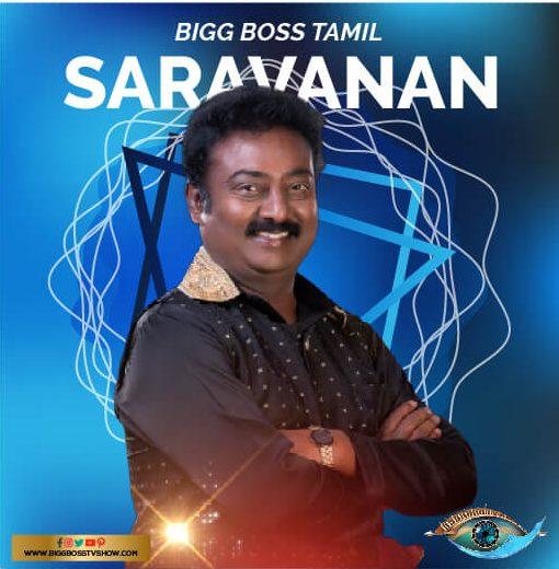 Saravanan bigg boss tamil 3