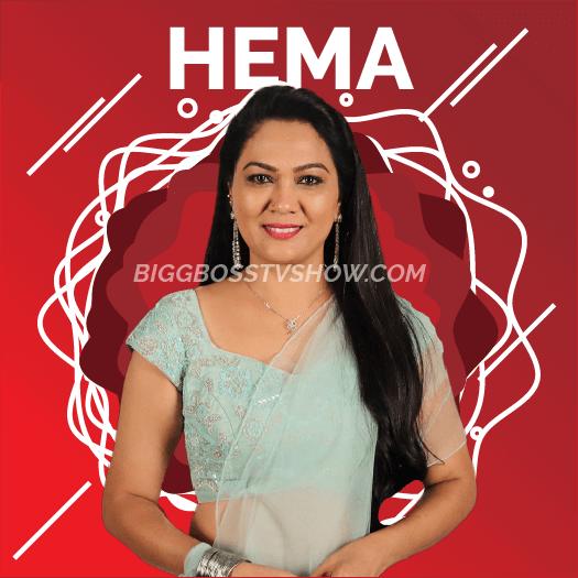 Hema bigg boss telugu 3