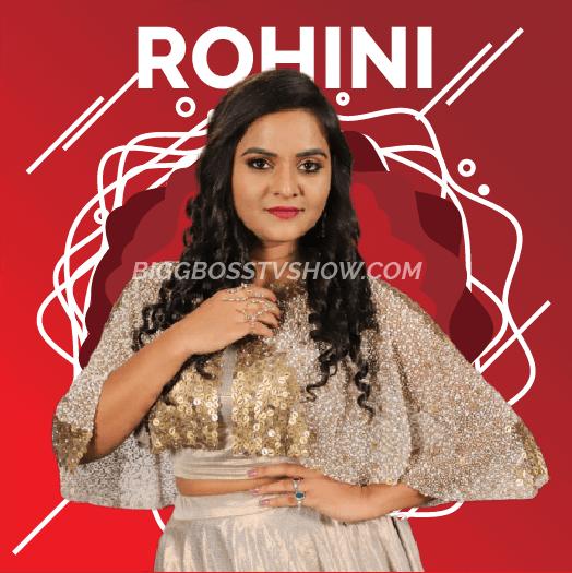 rohini bigg boss telugu 3