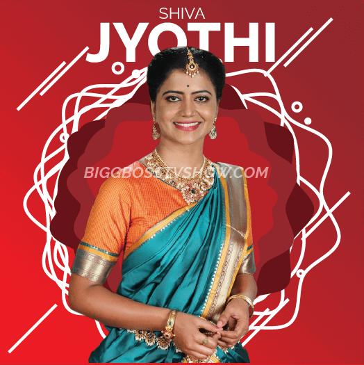 shiva jyothi bigg boss telugu 3