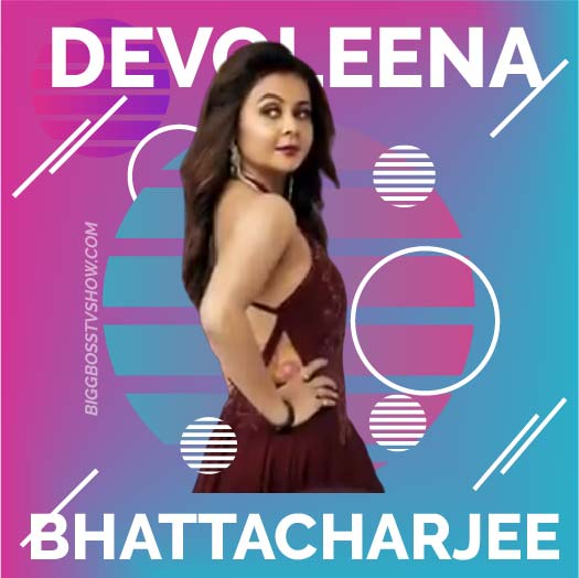 Devoleena bigg boss 13 contestant