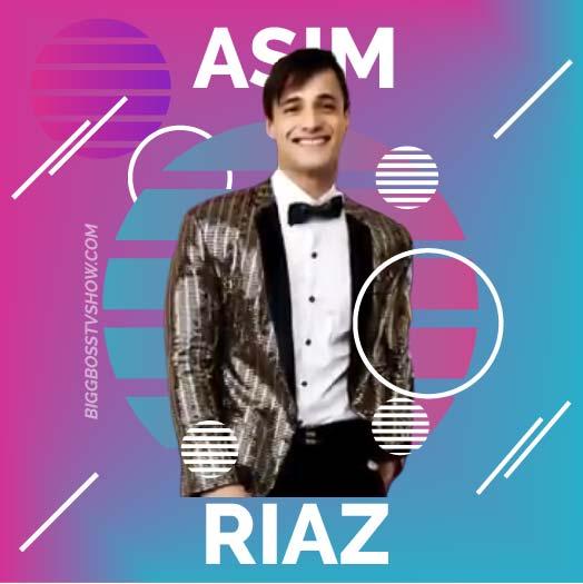 asim riaz bigg boss 13 contestant