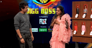 himaja got evicted form bigg boss house