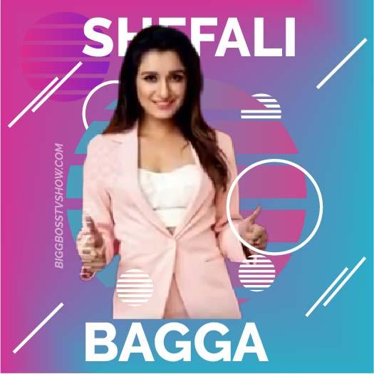 shefali bagga bigg boss 13 contestant