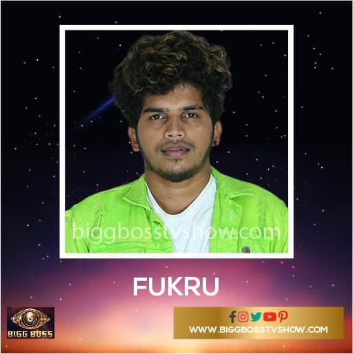 Fukru Bigg Boss Malayalam 2 Contestants