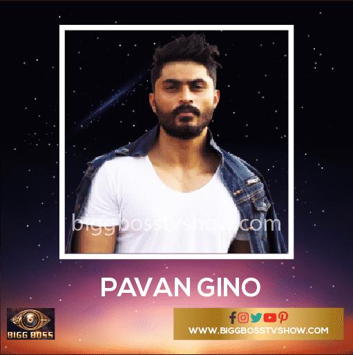 Bigg Boss Malayalam 2 Contestants Pavan Gino