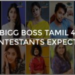 BIGG BOSS TAMIL 4 CONTESTANTS EXPECTED