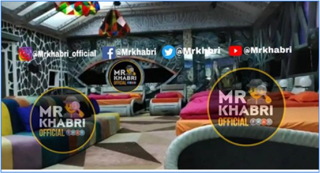 Bigg Boss 14 House Leaked Pictures 3