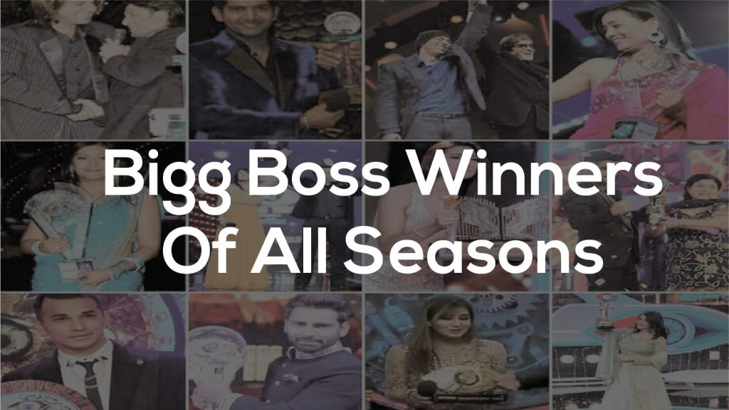 Bigg Boss Winners Of All Seasons (1)