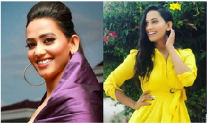 Sanjana Singh bigg boss tamil 4 contestants expected
