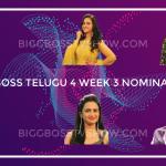 bigg boss telugu 4 week 3 nominations