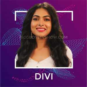 divi bigg boss telugu 4 contestants