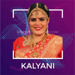 karate kalyani bigg boss telugu 4 contestants