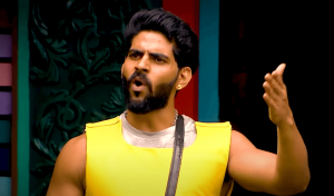 Balaji And Aari Again Argued In The Show