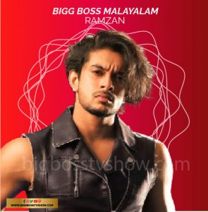 bigg boss malayalam 3 contestant ramzan muhammad